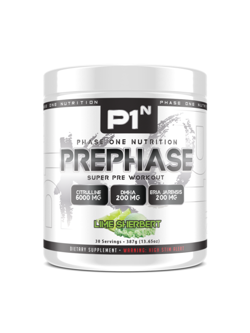 Phase One Nutrition - PrePhase