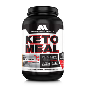 American Metabolix - Keto Meal