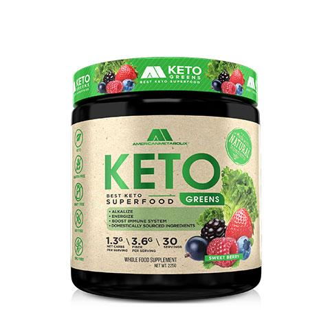 American Metabolix - Keto Greens Superfood