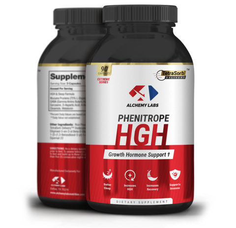 Alchemy Labs - Phenitrope