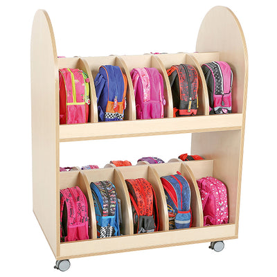 Backpack/Lunchbox Cabinet