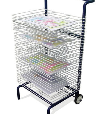30 Shelf Mobile Dryer