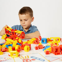 MOBILO CONSTRUCTION SET - 424 PIECES