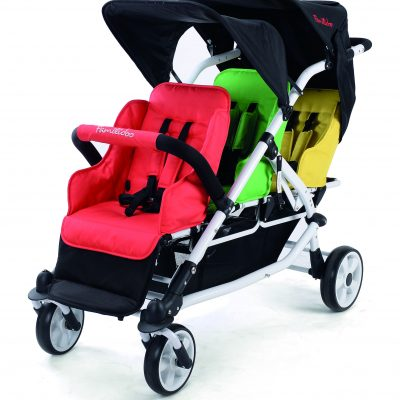Rain cover for Familidoo 3 seater Stroller
