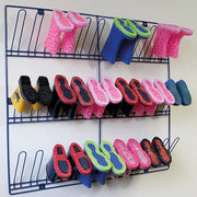 Wall Mounted Welly Rack