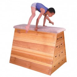 School Gym Vaulting Box