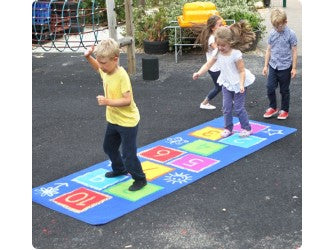 Hopscotch Outdoor Play™ Mat