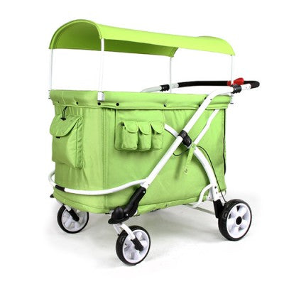 Kiddie Cart with Rain cover