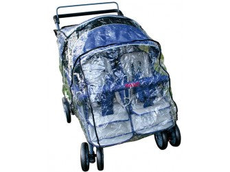 Rabo Raincover for the Four Seater Stroller