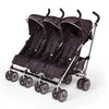 Triple Black Kids Kargo Stroller