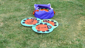 Back to Nature™ Counting Ladybird Outdoor Play Mats