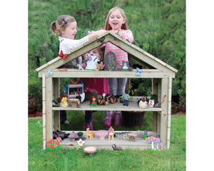 Woodland Outdoor Dolls House