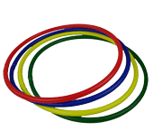 Hula Hoops pack 4