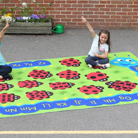 Back to Nature™ Chloe Caterpillar Outdoor Play™ Mat