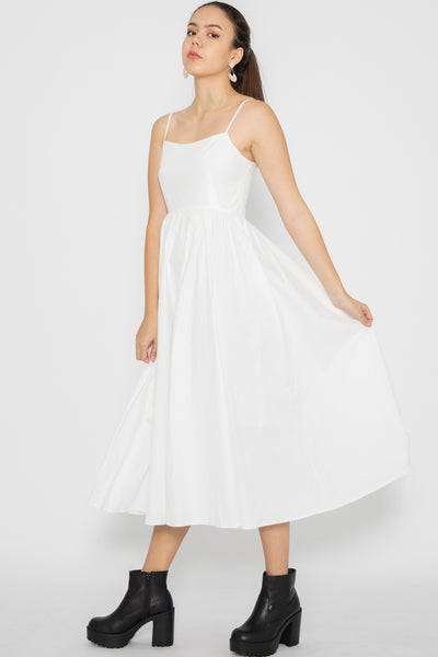 Juliette Flare Midi Dress