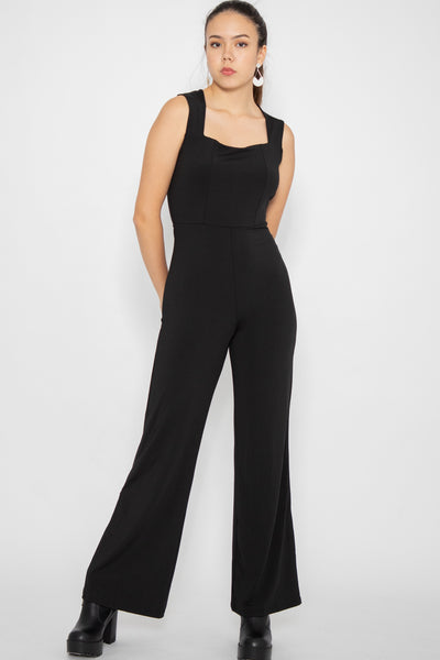 Sloane Fitted Jumpsuit