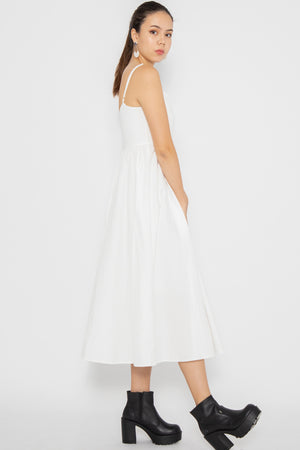 Juliette Flare Midi Dress - Three One Duo