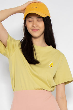 *Restocked* Cute Fruits Graphic Tee in Avocuddle - Three One Duo