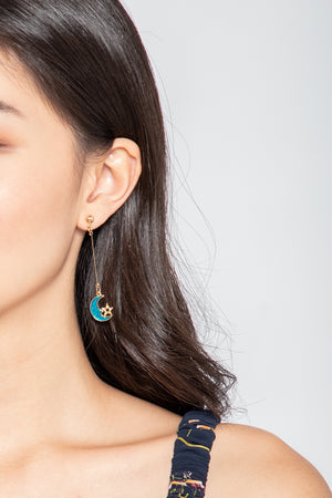 Infinity & Beyond Earring - Three One Duo