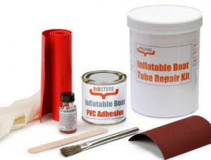 Professional RIB Inflatable Boat Repair Kit for PVC