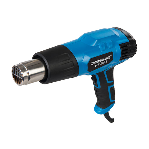 Silverline Hot Air Heat Gun 2000W