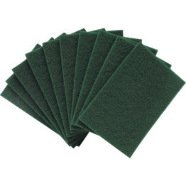 Heavy Duty Cleaning Pad - Green