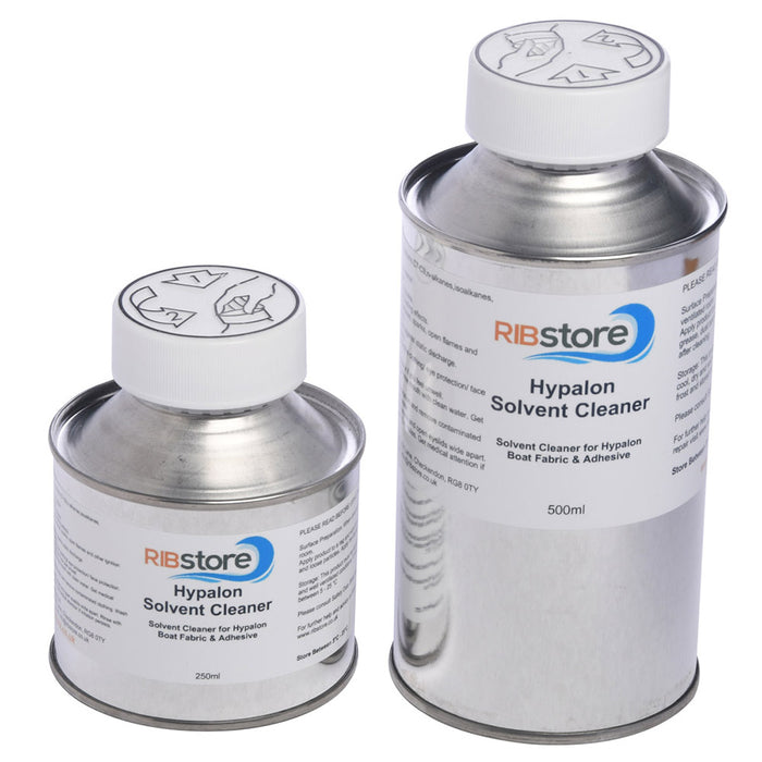 Hypalon Solvent Cleaner, Degreaser and Primer for Inflatable Boats by  RIBstore - 125ml, 250ml or 500ml