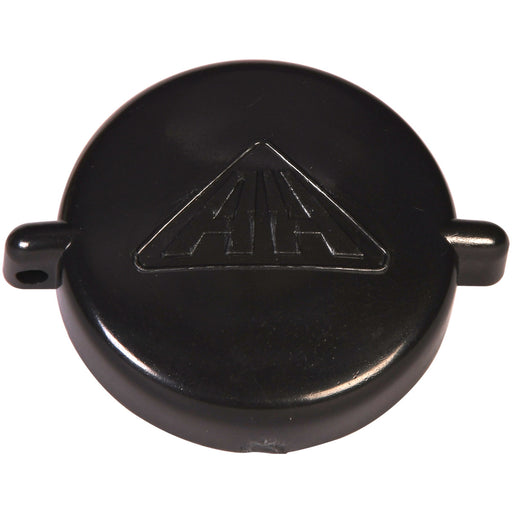 Valve Cap for Alfons Haar SF1 Inflation Valve (Old Style Lugged  & Black)