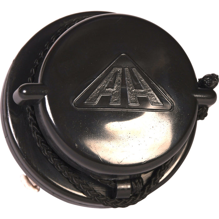 Alfons Haar SF1 Inflation Valve Black with Lugged Cap
