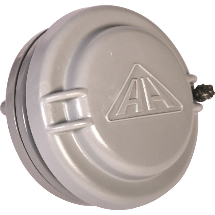 Alfons Haar SF1 Inflation Valve Grey with Round Cap