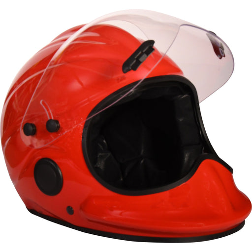 Visor for Gecko MK10 Marine Safety Helmet