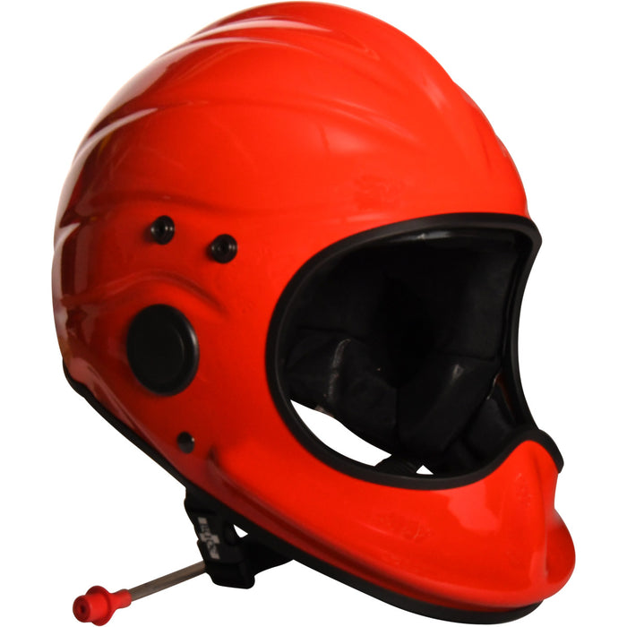 Gecko MK10 Marine Safety Helmet - Full Face Helmet