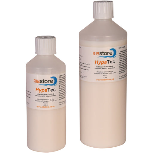 HypaTec Inflatable Boat Finish & Protector by RIBstore - 500ml or 1 Litre