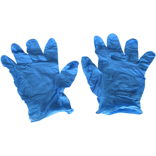 Disposable Nitrile Gloves - Pack of 1 or 5 Pairs