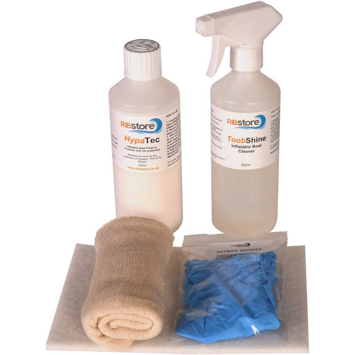 Professional Inflatable Boat Valet & Cleaning Kit