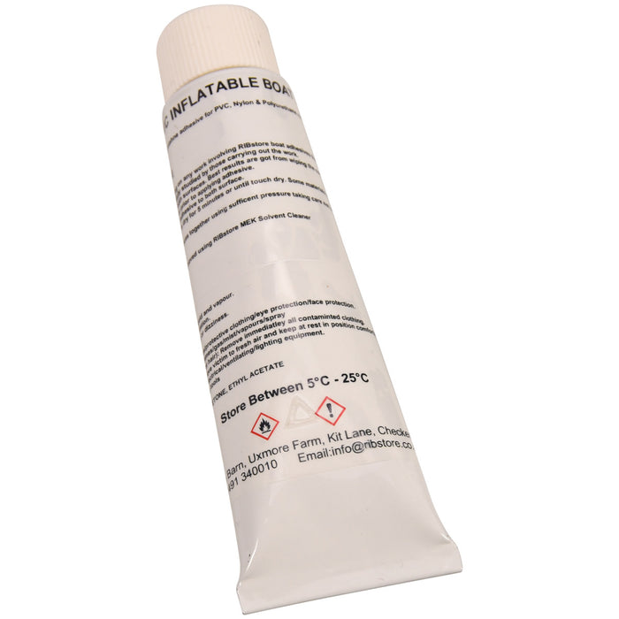 PVC Professional 1-Part Inflatable Boat Glue Adhesive - 70ml