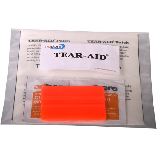 TEAR-AID® Emergency Repair Kits for PVC and Hypalon RIBs, Inflatable Boats & Inflatable Structures