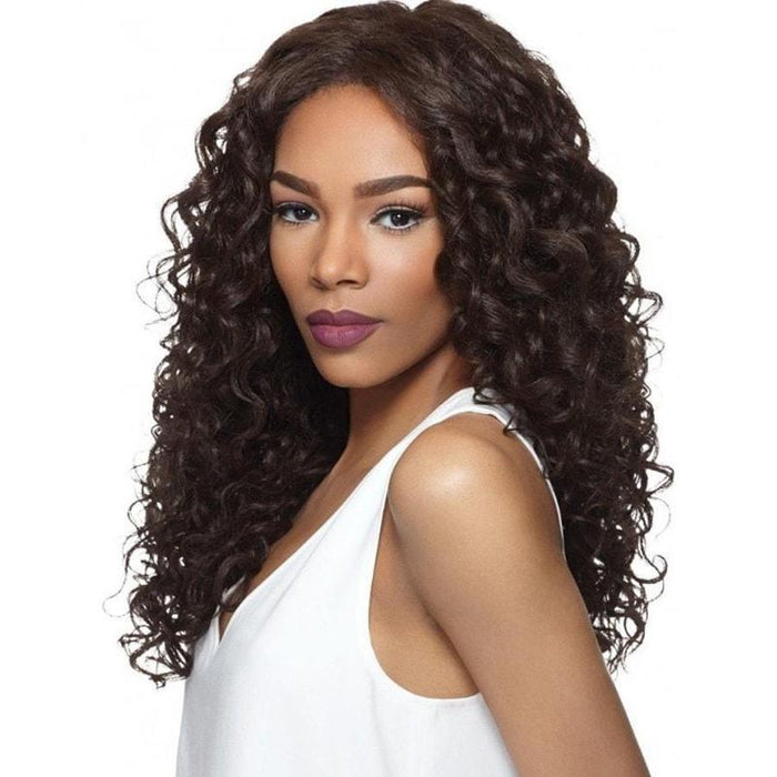 "OUTRE 4""X4"" SWISS LACE SYNTHETIC HAIR LACE FRONT WIG - ARIANA"