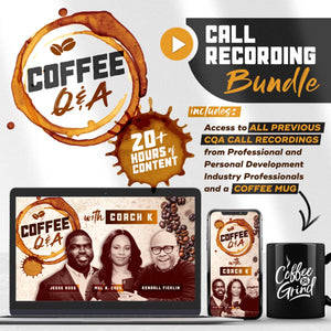 Coffee Q&A Bundle Deal