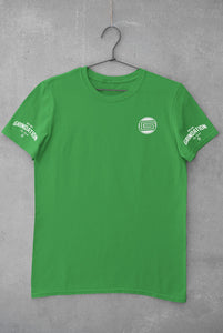 Green GRINDATION Sleeve T-Shirt