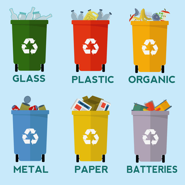 Easy-to-do at home recycling tips
