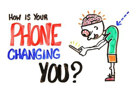 3 Ways Your Phone is Changing Your Brain