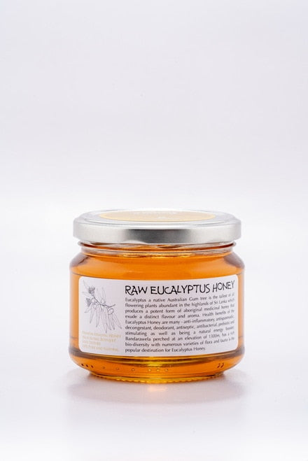 Eucalyptus Honey - (Wildflower Honey) 450ml