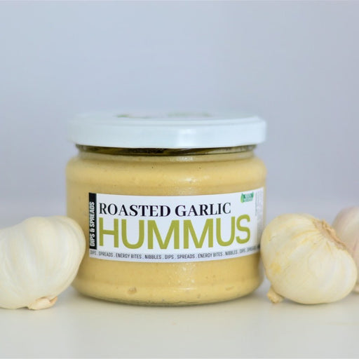 Hummus: Roasted Garlic - 270g