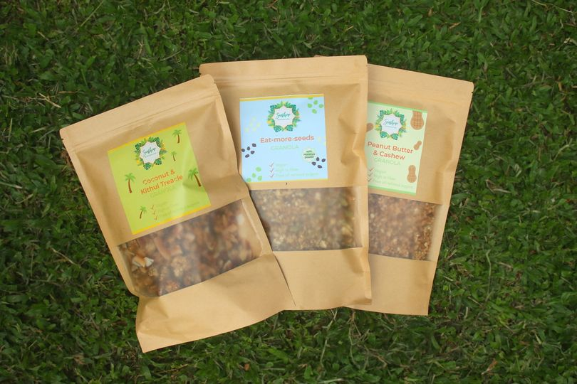 Eat-more-Seeds Granola - 400g