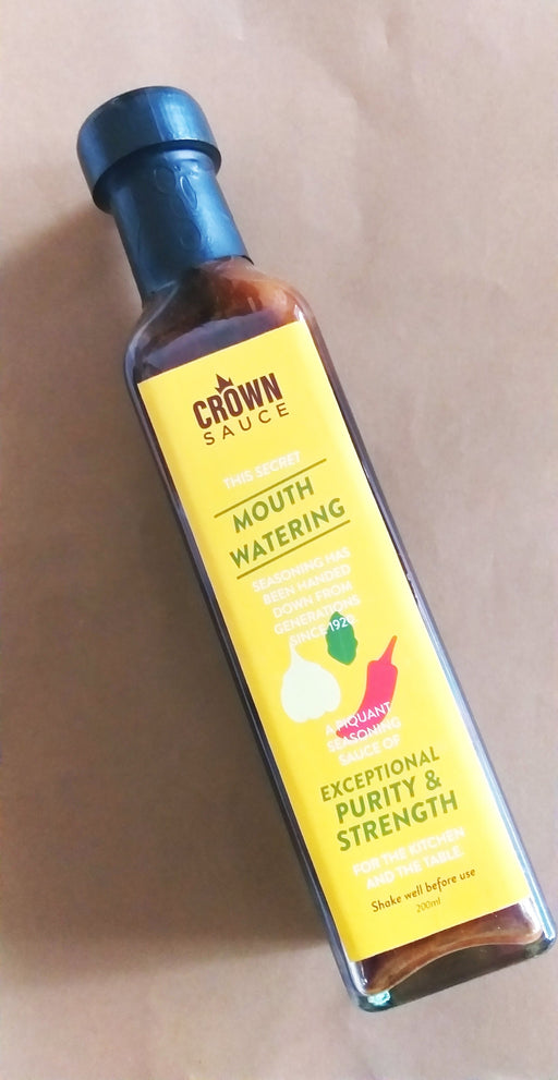 Crown Sauce - 200ml