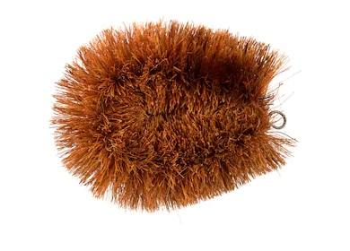 Coir Bathroom Brush Without Handle - 10cm