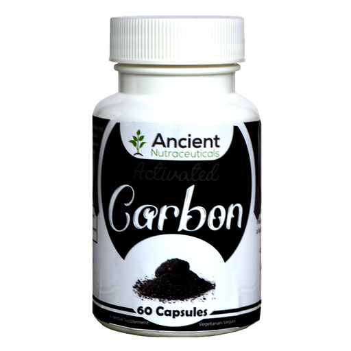 Activated Carbon - 60 Capsules