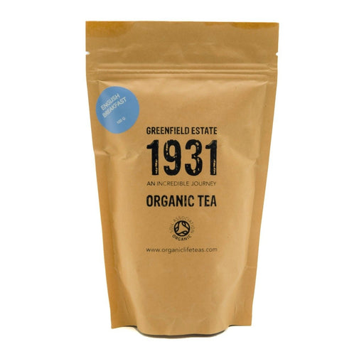1931 English Breakfast FBOP Black Tea- 100g