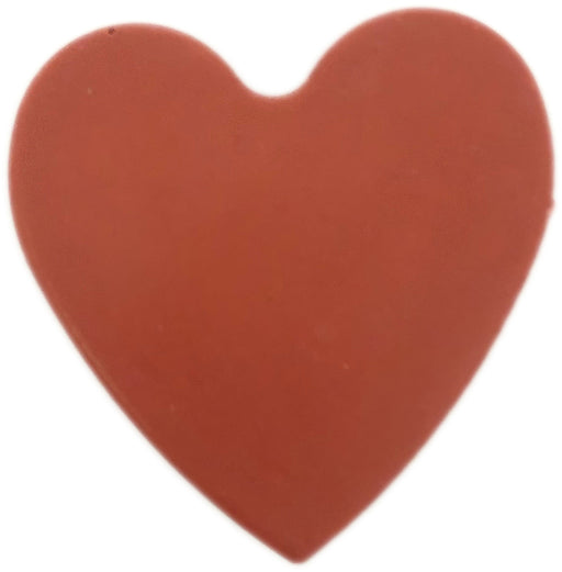 Coco Bubble Red Heart Natural Soap - 115g